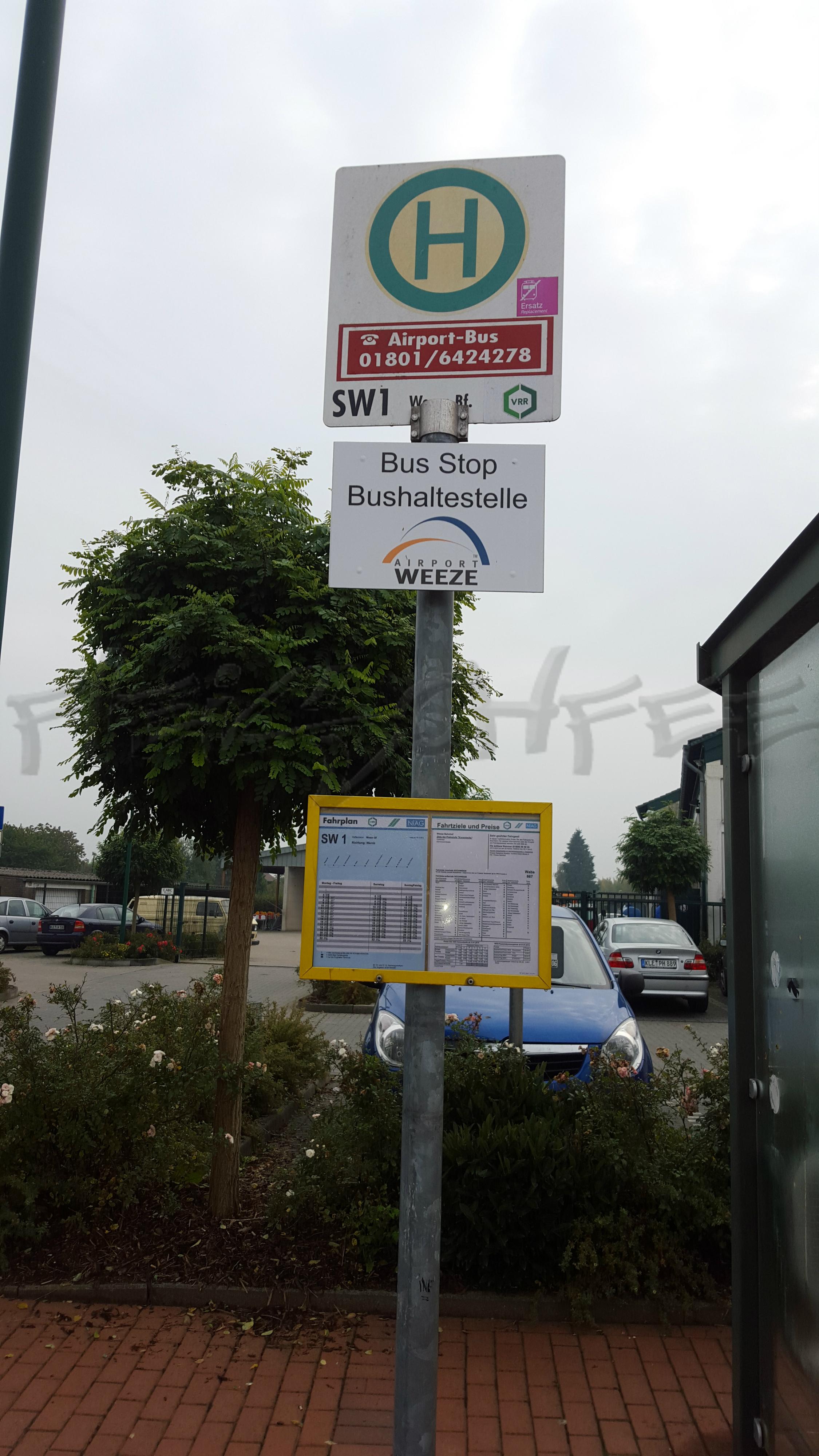 Bus Stop Weeze