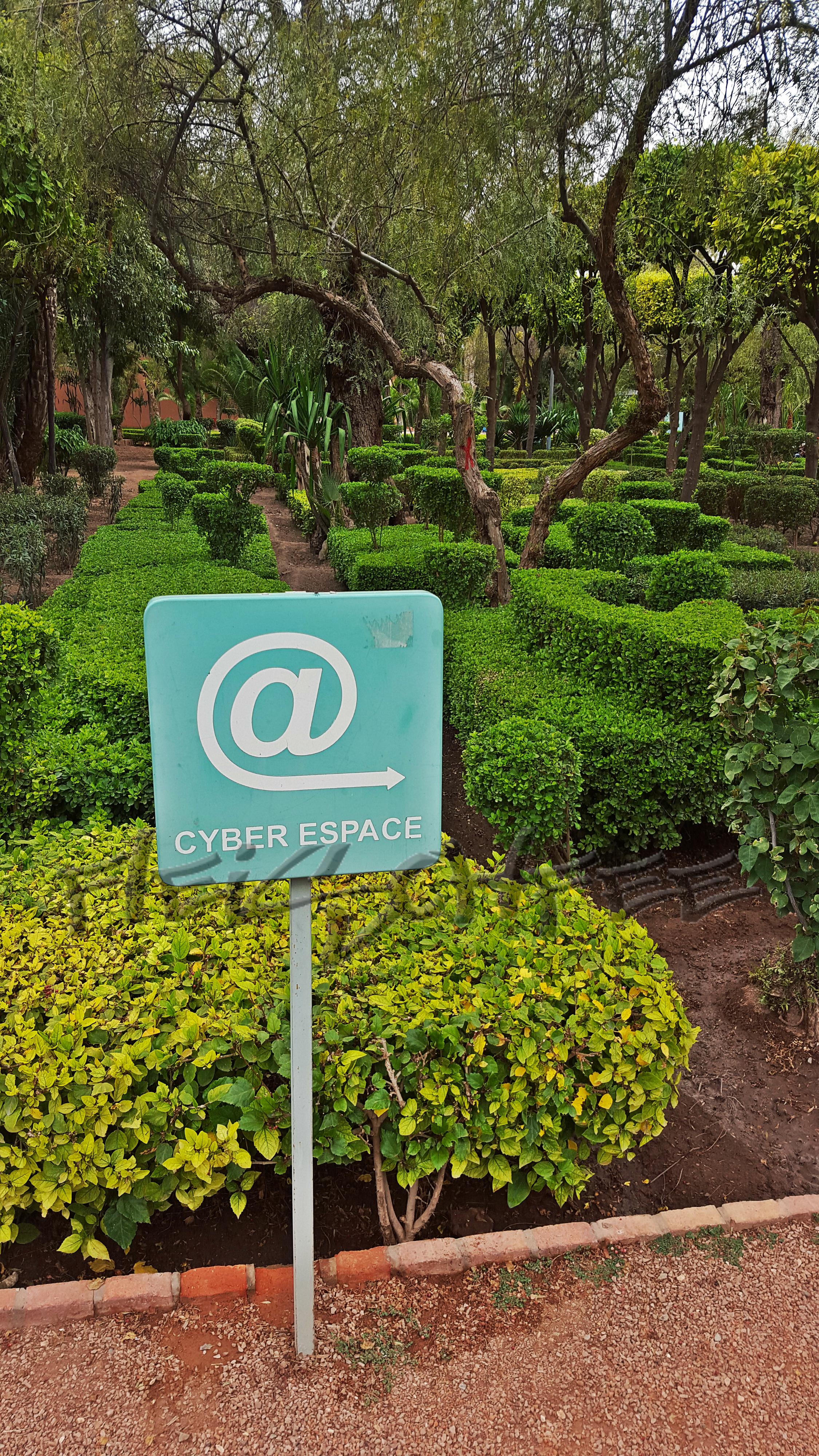 cyber parc