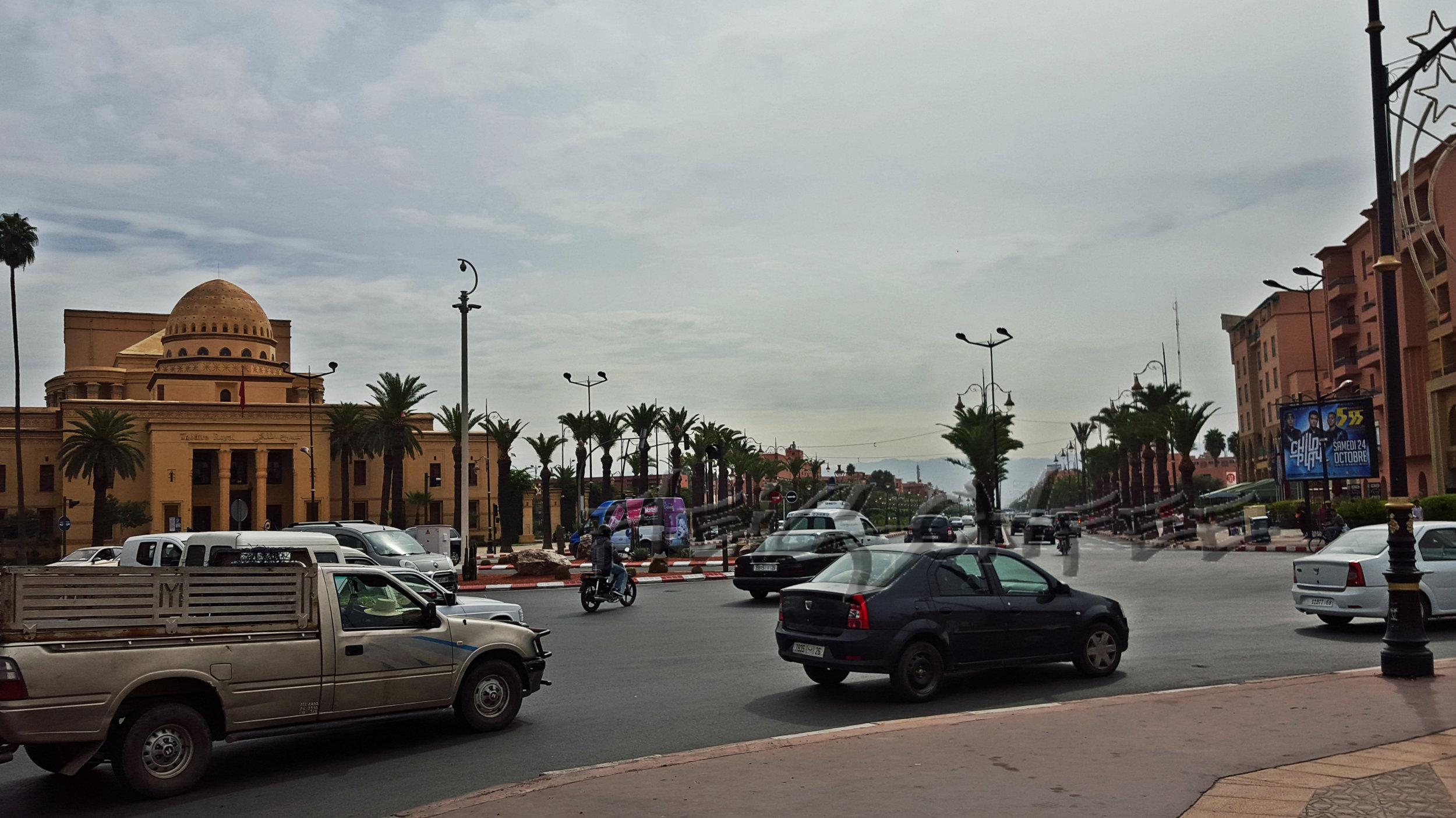 Weg menara mall