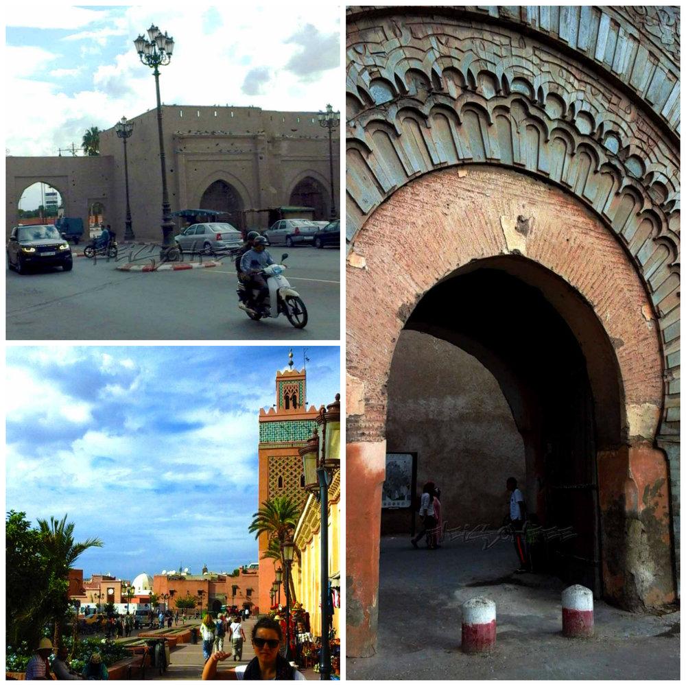 Bab Agnaou Collage