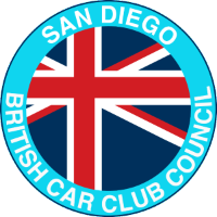 San Diego British Car Club Council