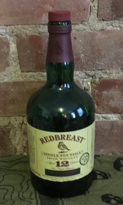 Irish Whiskey: Redbreast 12 Cask Strength