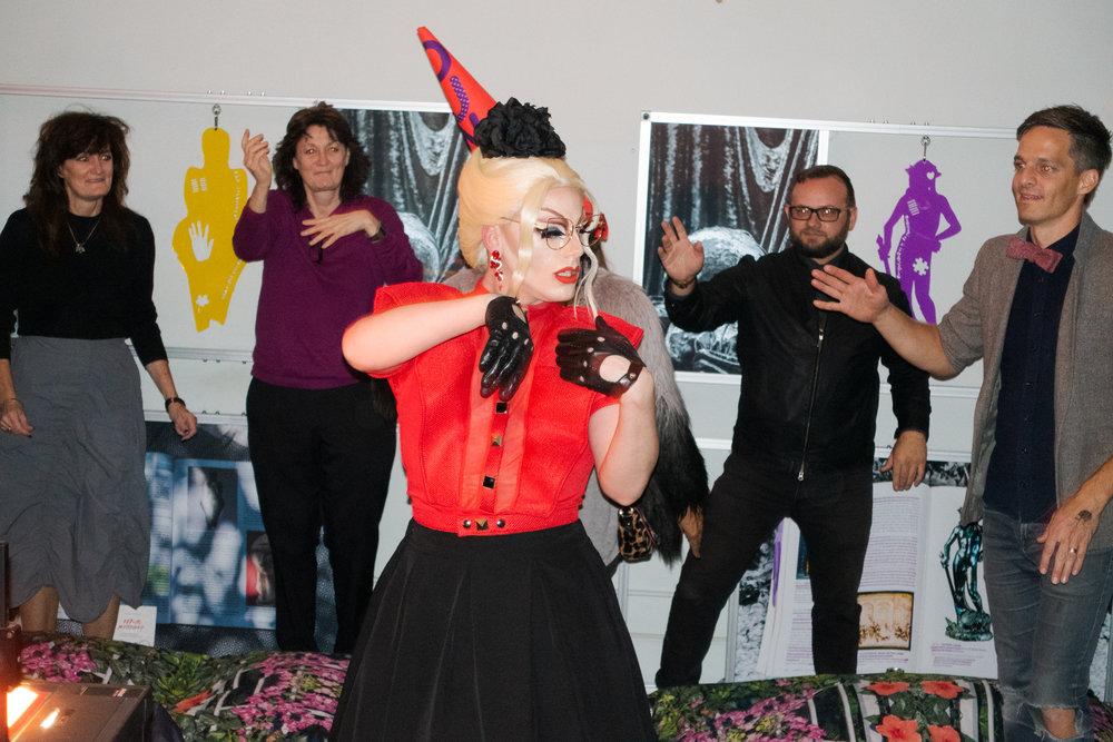 Performance by Vidalia May