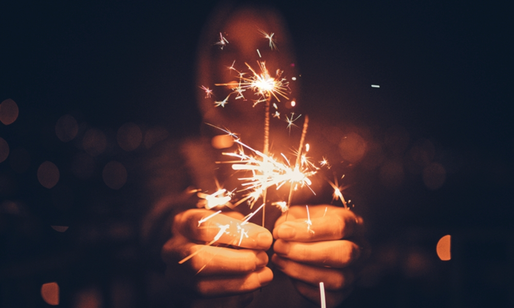 Firework safety -