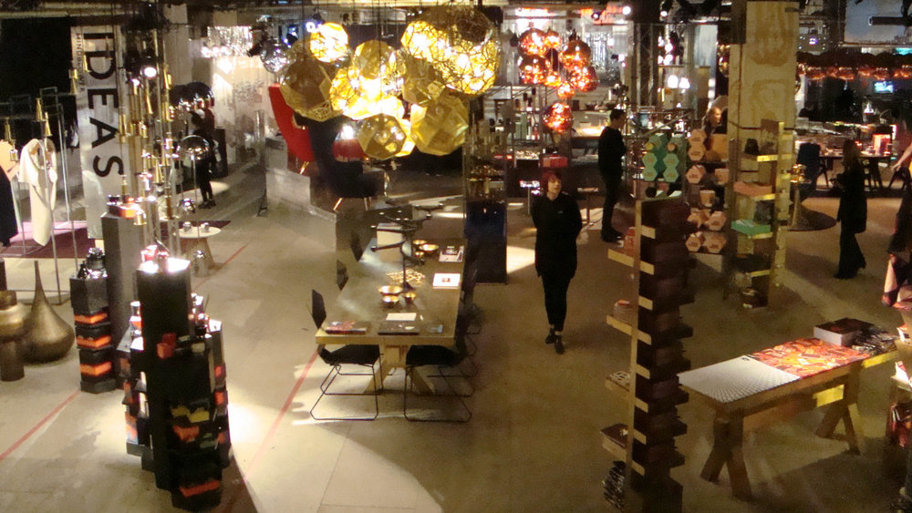 A view of the shop floor