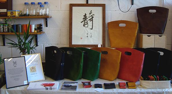 Designed Leather Handbags by Kuku Big Bags
