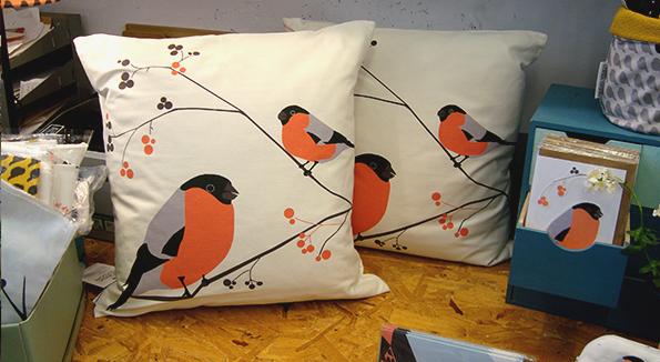 Textile Designs by Lorna Syson