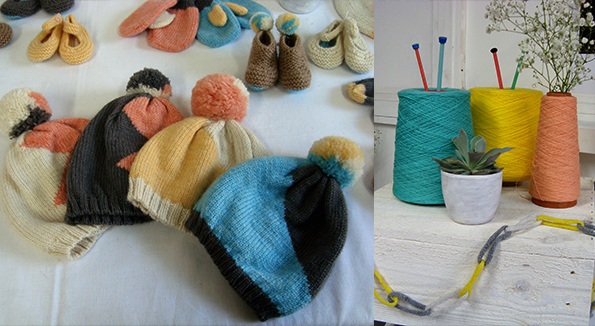 Ethical handmade knitwear for children by Petite Albion