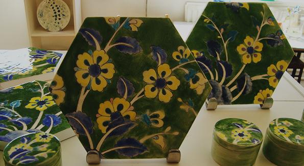Ceramic Arts and Design by Amber Khokhar