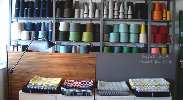 Handwoven Textiles by Laura Adburgham