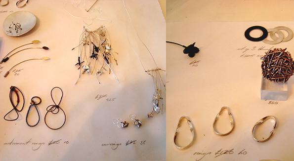 Jewellery by Petra Bishai