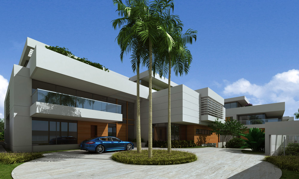 Rio de Janeiro | Novo Leblon Residence | 2013