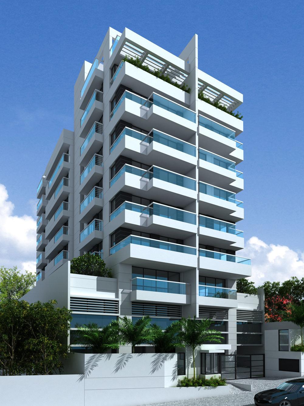 Rio de Janeiro | Cachambi Apartments | 2011