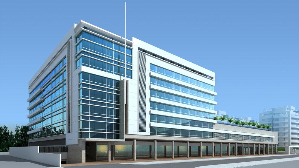Rio de Janeiro | Office Building | 2016 S. Klein + Casé Lima