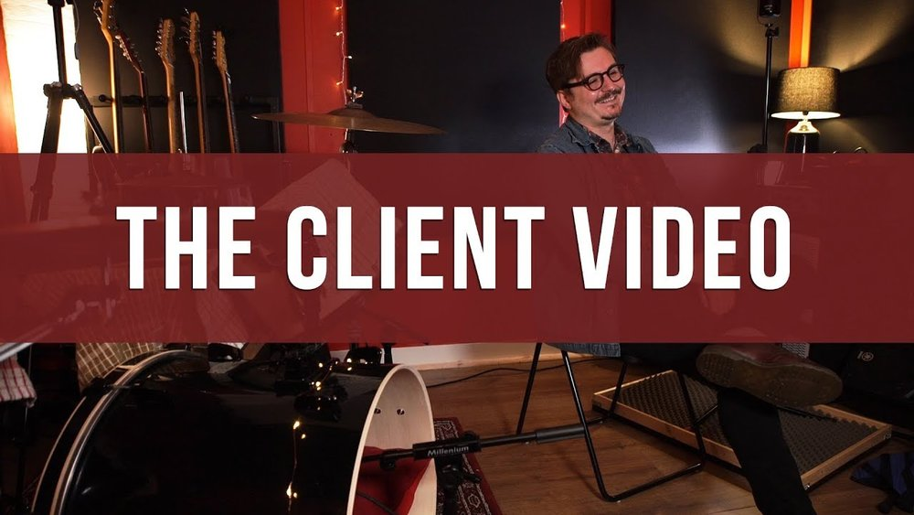 The Client Video - Video Production Guide