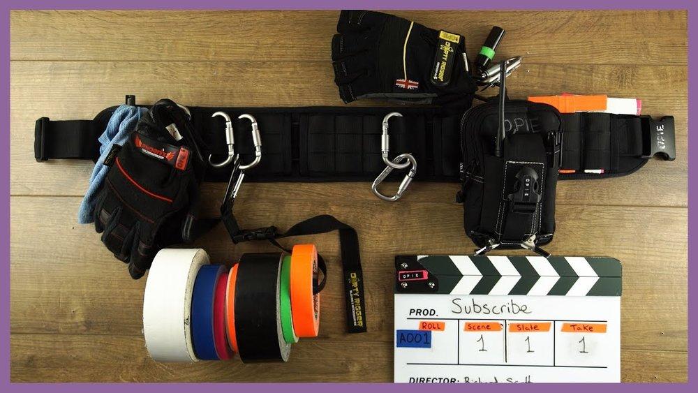 Filmmaker's Utility Pouch