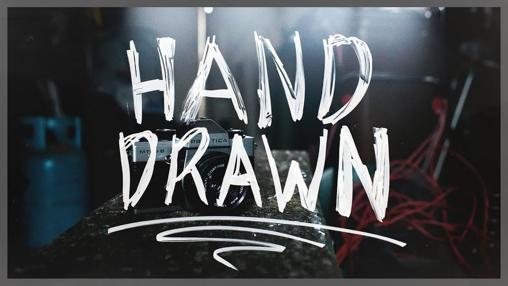 Hand Drawn Animated Lower Thirds