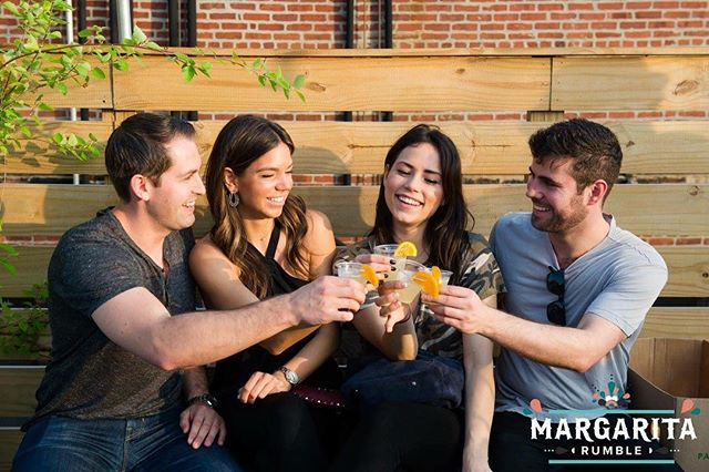 #CHEERS to #MargaritaRumble kicking it off tomorrow in 7 cities! Don't miss your chance to pick the new BEST Margarita in Town! See you there! 🏆🌵🌶
