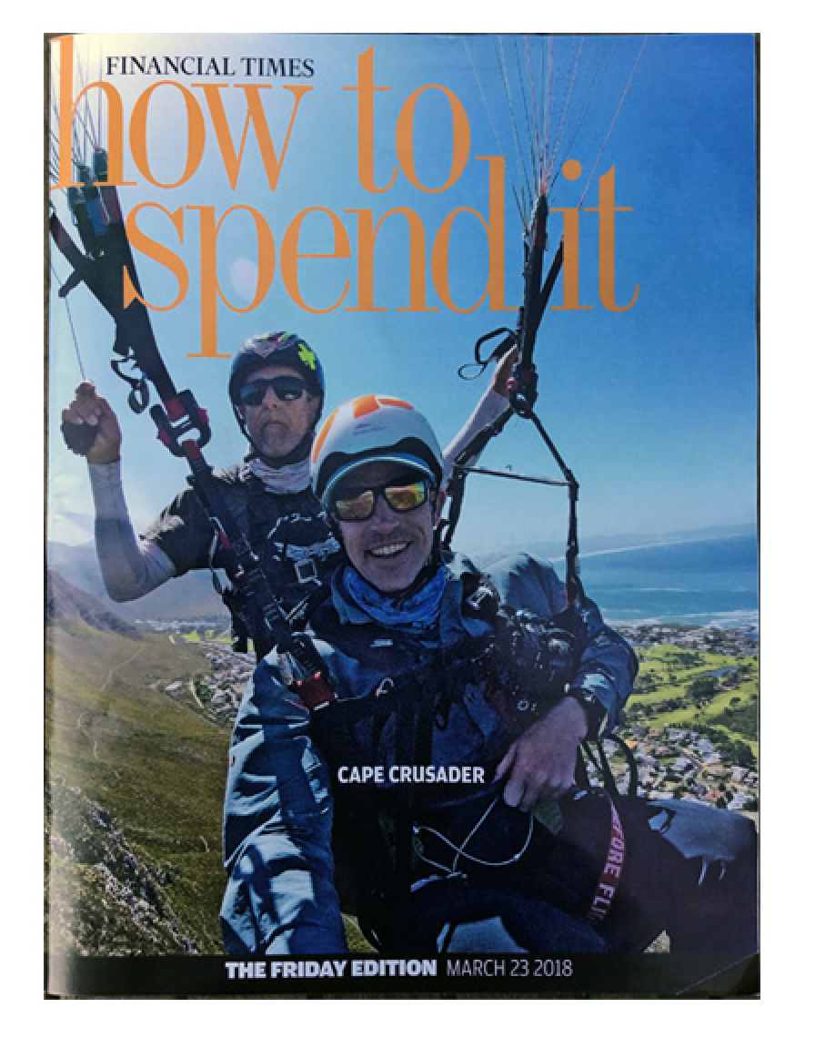 financial times - One of my regular slots as a travel writer and journalist is the FT's How To Spend It magazine. I write for its Desk Till Dawn slot which involves doing something rad and adventurous – all in a weekend.
