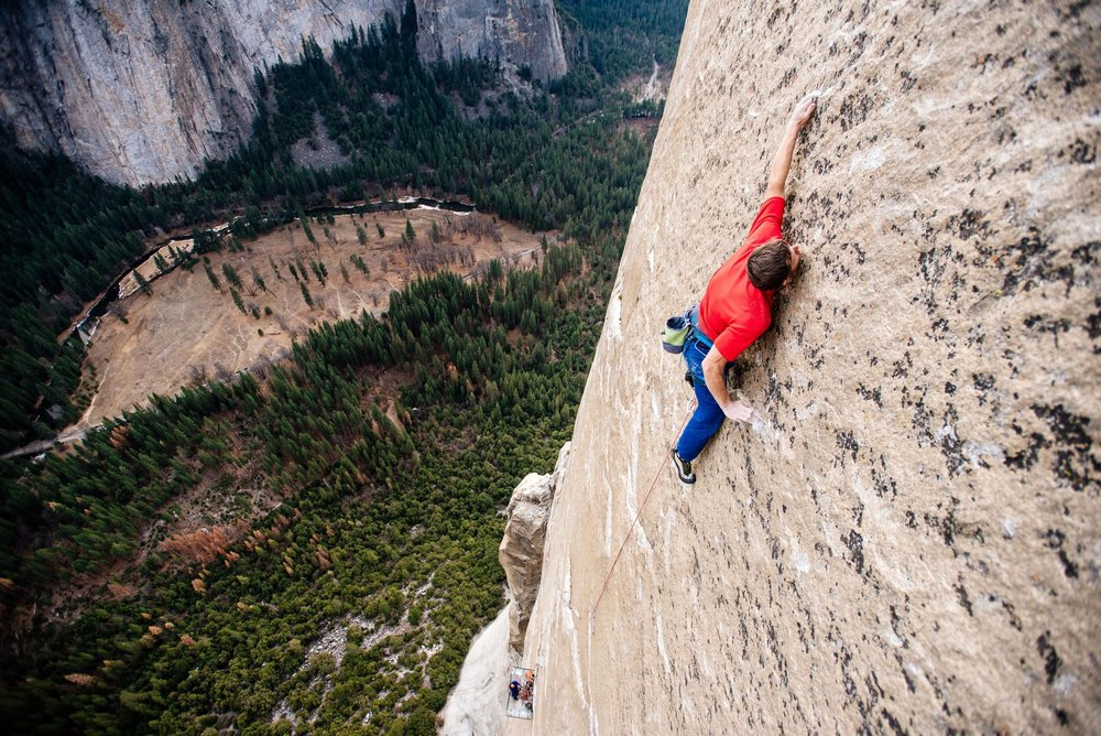 REDBULL.COM #epic WORDS - At heart I'm a journalist and love telling epic stories. Kevin Jorgeson and Tommy Caldwell's ascent of Dawn Wall electrified not just the climbing community but the world at large. I was able to secure an exclusive interview with the pair just after their pioneering ascent.