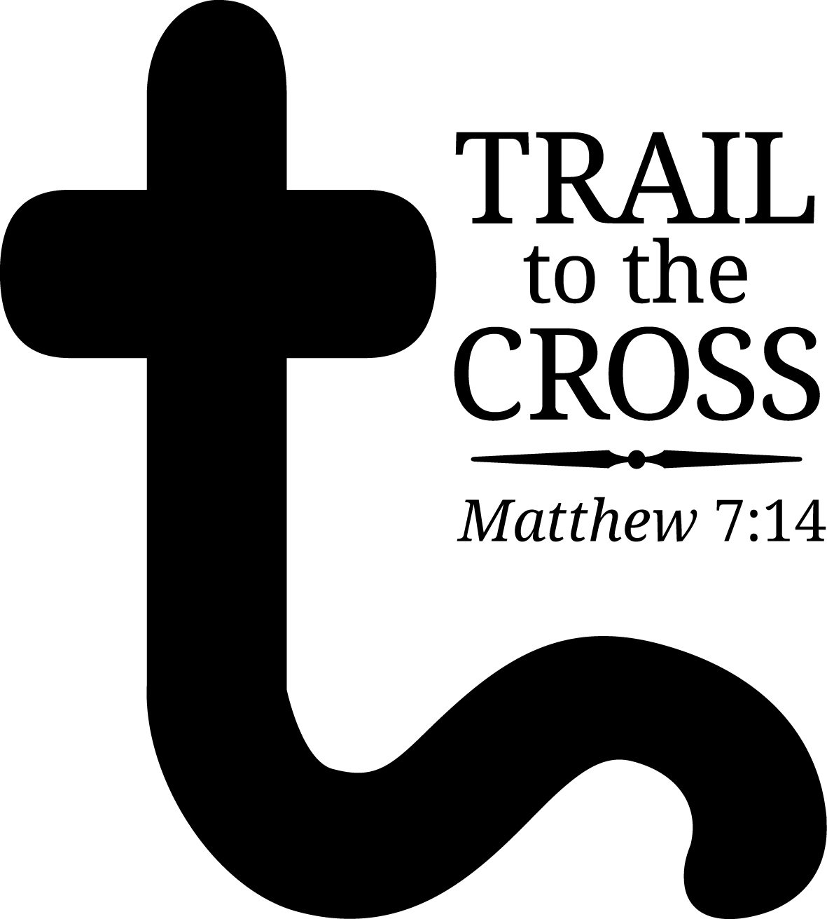 Trail To The Cross