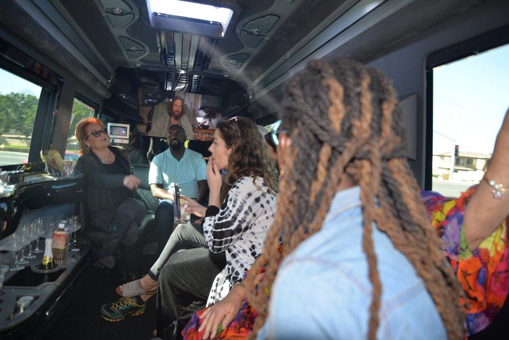 Magic 420 Tours - bus