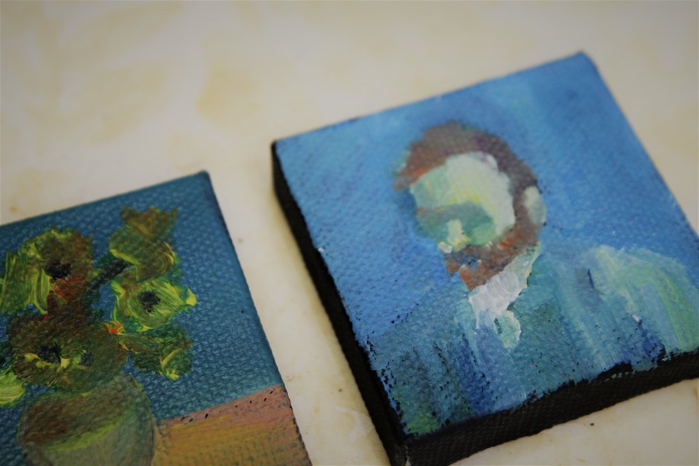 Mini Canvas by Crafiest Tino