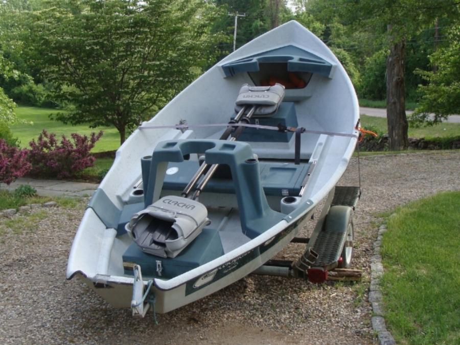 Clackacraft 15' Drift Boat