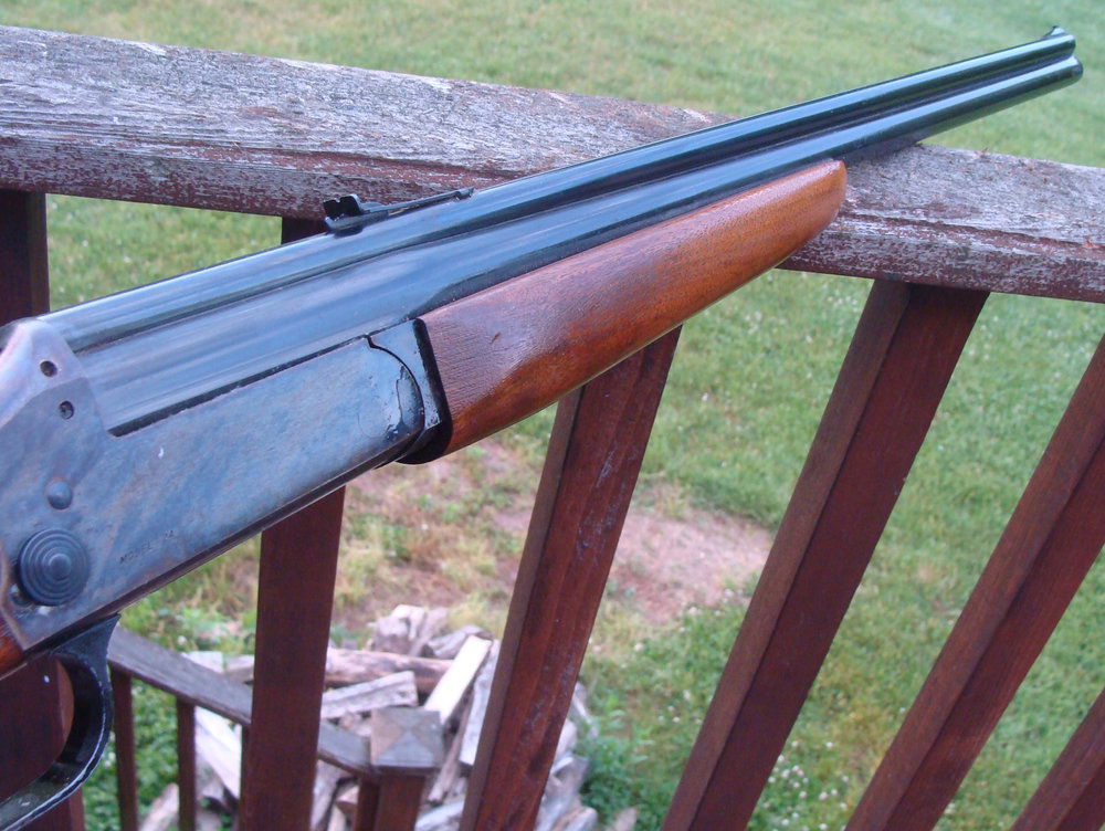 Savage or Stevens model 24 Early