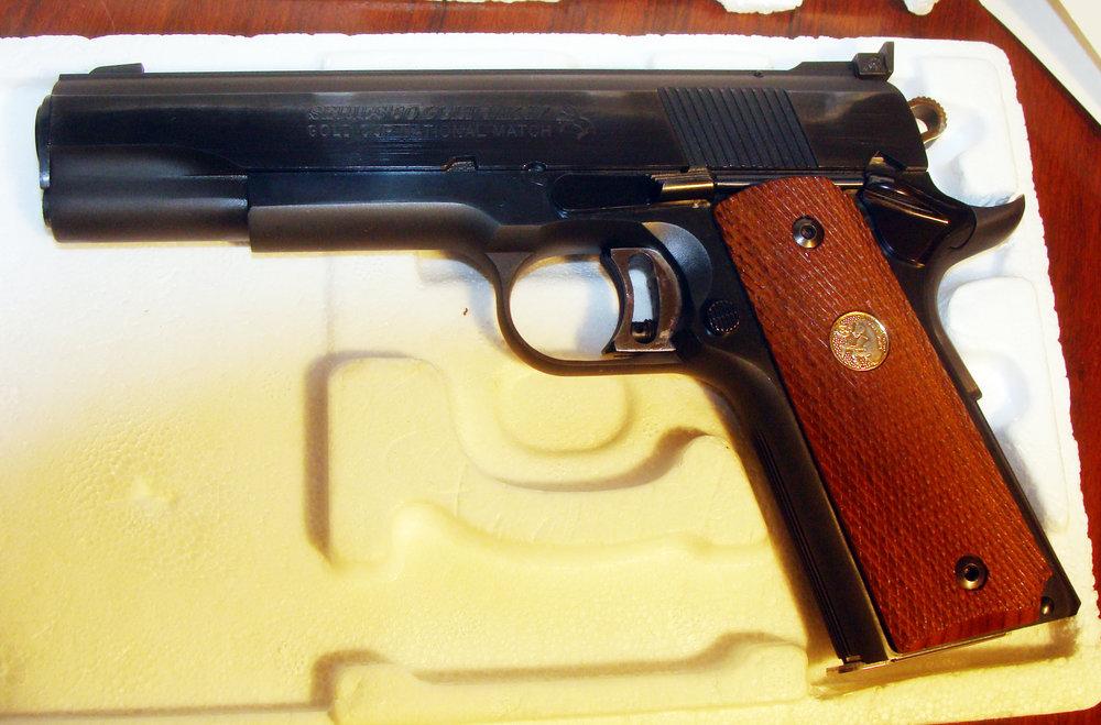 Series 70 Colt 1911