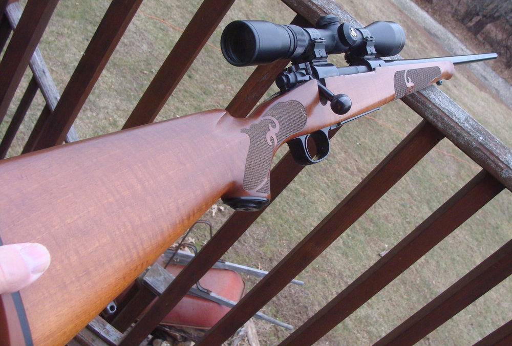 Winchester Featherweight Classic in 280 Rem