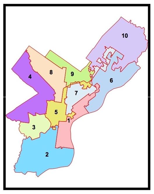 District Council -