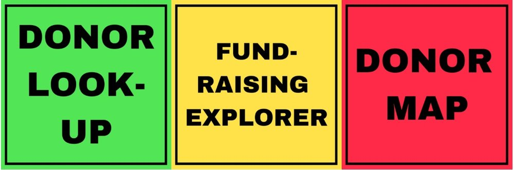 SKIP THE INTRODUCTION AND GO STRAIGHT TO OUR CAMPAIGN FINANCE EXPLORERS BY CLICKING THE IMAGES ABOVE.