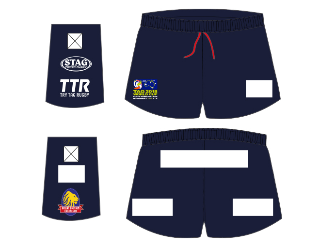 Playing shorts/tights -Image is for prototype purpose only to identify partnership opportunities.