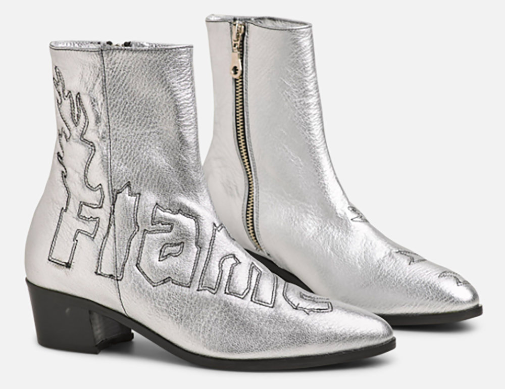 -  The Flame Boot by Modern Vice.  Fun Fact: Their vegetable tanned leather comes from the finest tanneries in the world located in either the USA or Italy. Made in NYC.https://www.modernvice.com/products/the-flame-boot?utm_medium=cpc&utm_campaign=Shopping-feed&utm_term=Home&utm_source=googleShopping+%28via+Shopping+Feed%29Instagram: @modernvice
