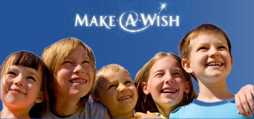 Photo by the Make A Wish Team.