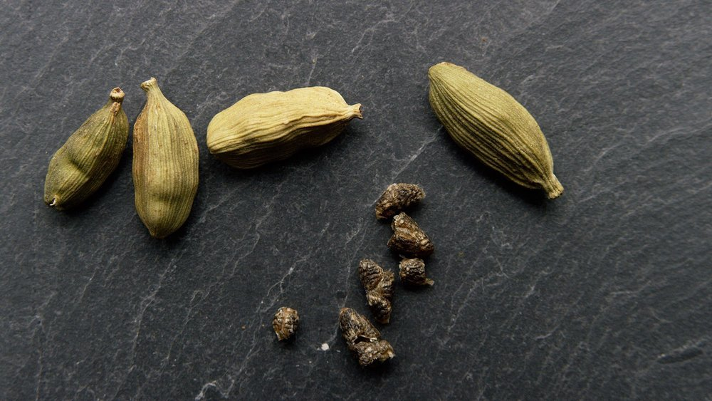 Green Cardomom - Amomum cardamomum