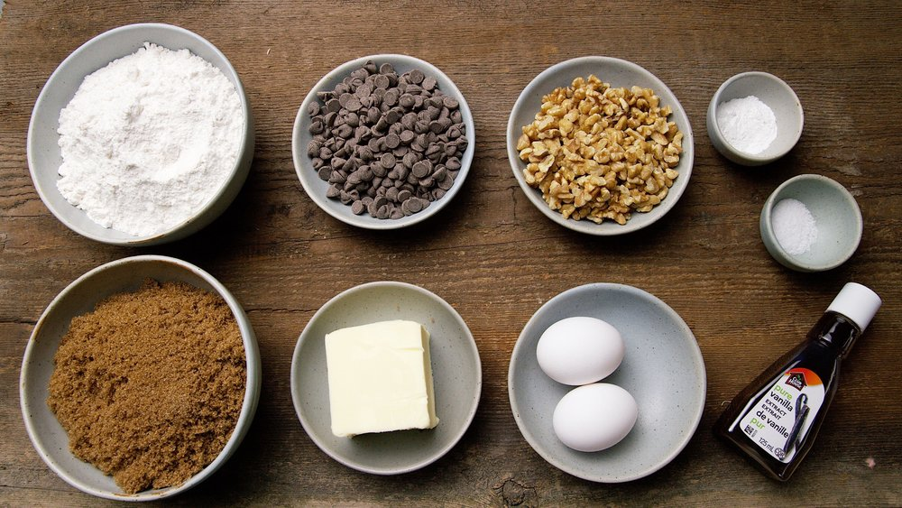 Simple Ingredient List.