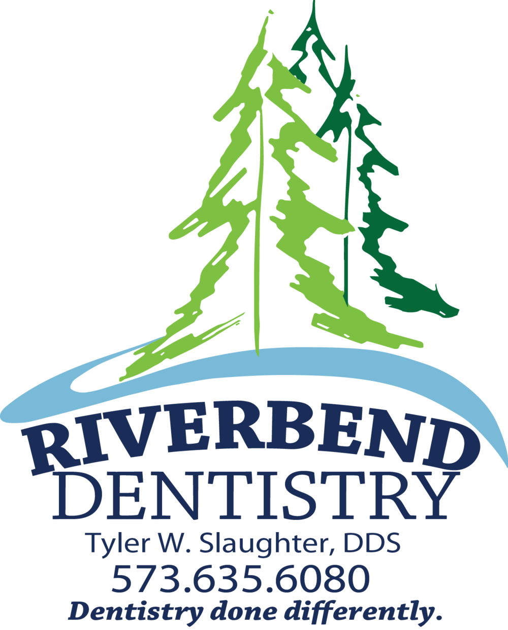 Riverbend Dentistry Dr. Tyler Slaughter