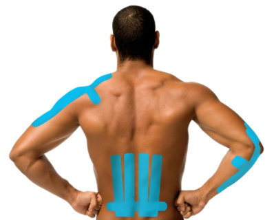 Kinesio Taping method in Maryland