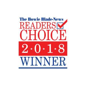 Bowie Blade News Readers Choice Award 2018 Winner