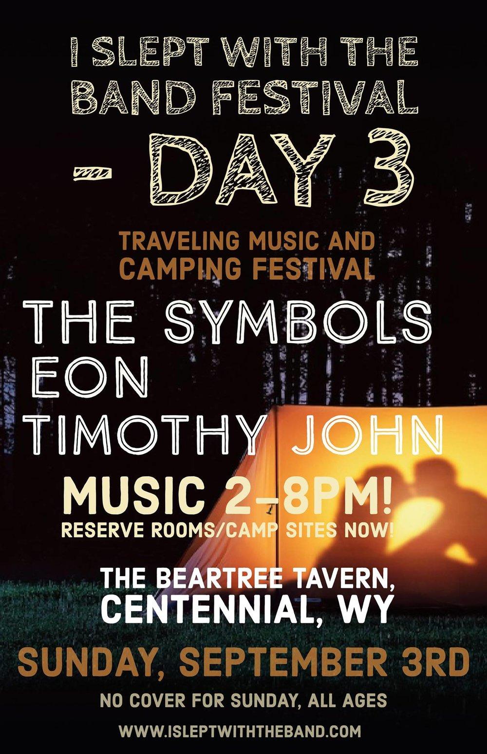 2017-09-03 Timothy John Symbols Beartree Poster.jpg