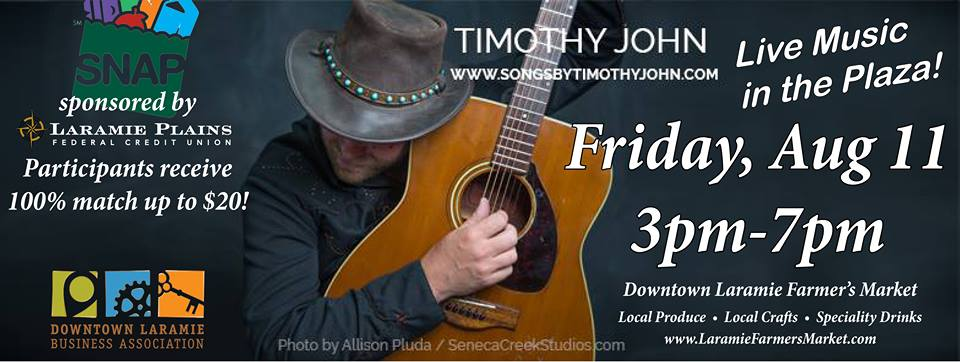 2017-09-11 Timothy John Live at the Laramie Farmers Market.jpg