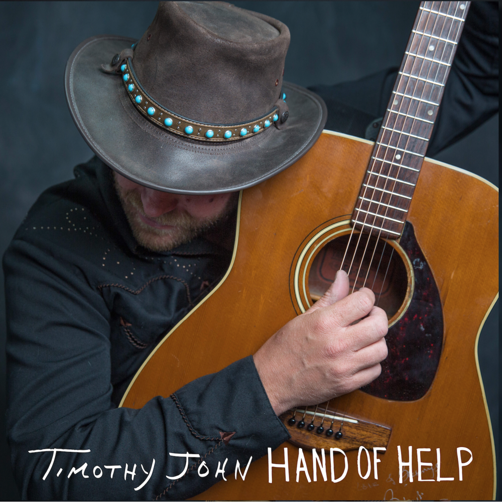 Timothy John Hand of Help Album Cover.png