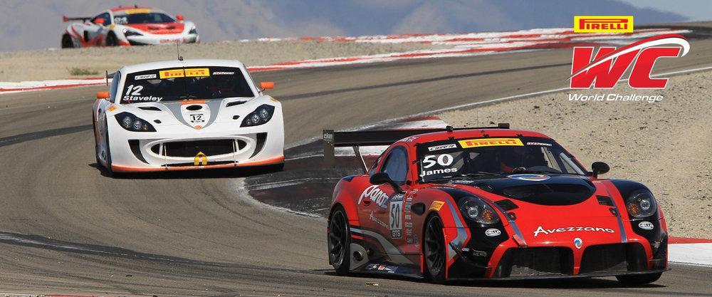 Pirelli World Challenge Grand Prix of Utah