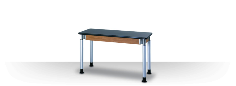 Adjustable Student Lab Table