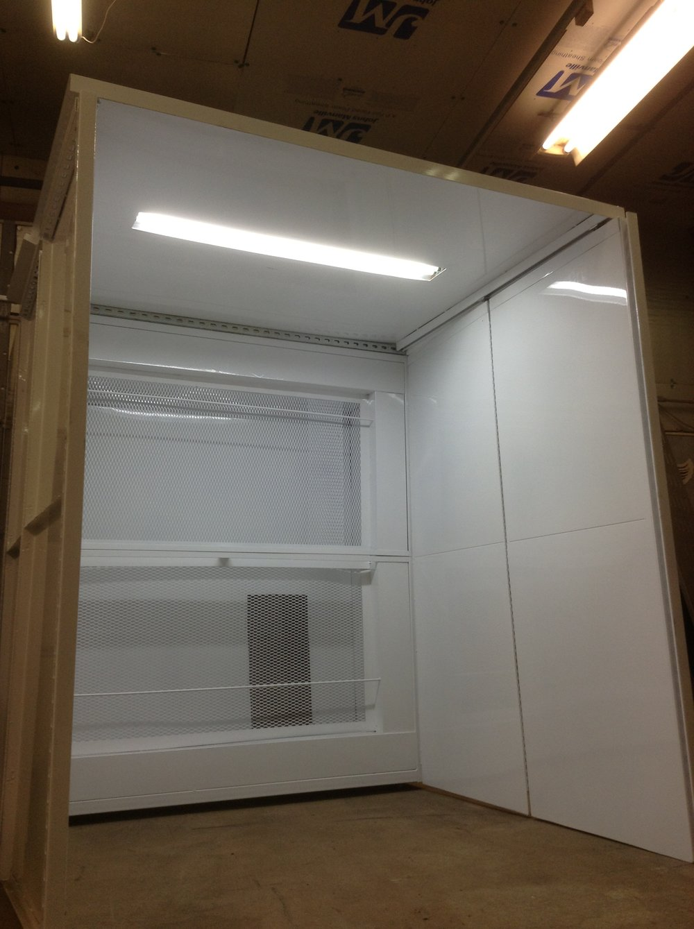 Custom Fume Hoods & Enclosures
