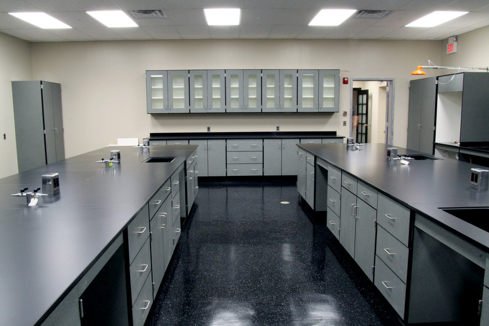 Chemical Laboratory- Plastic Laminate Casework- Lonza1.jpg