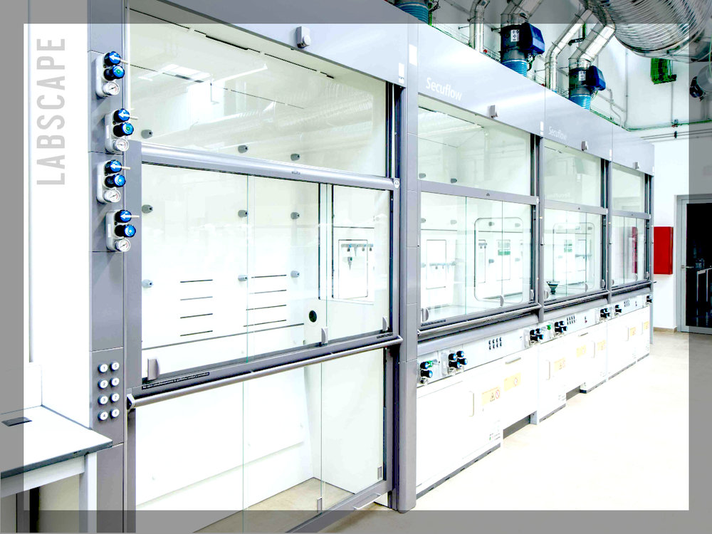 WALK-IN FUME HOODS -