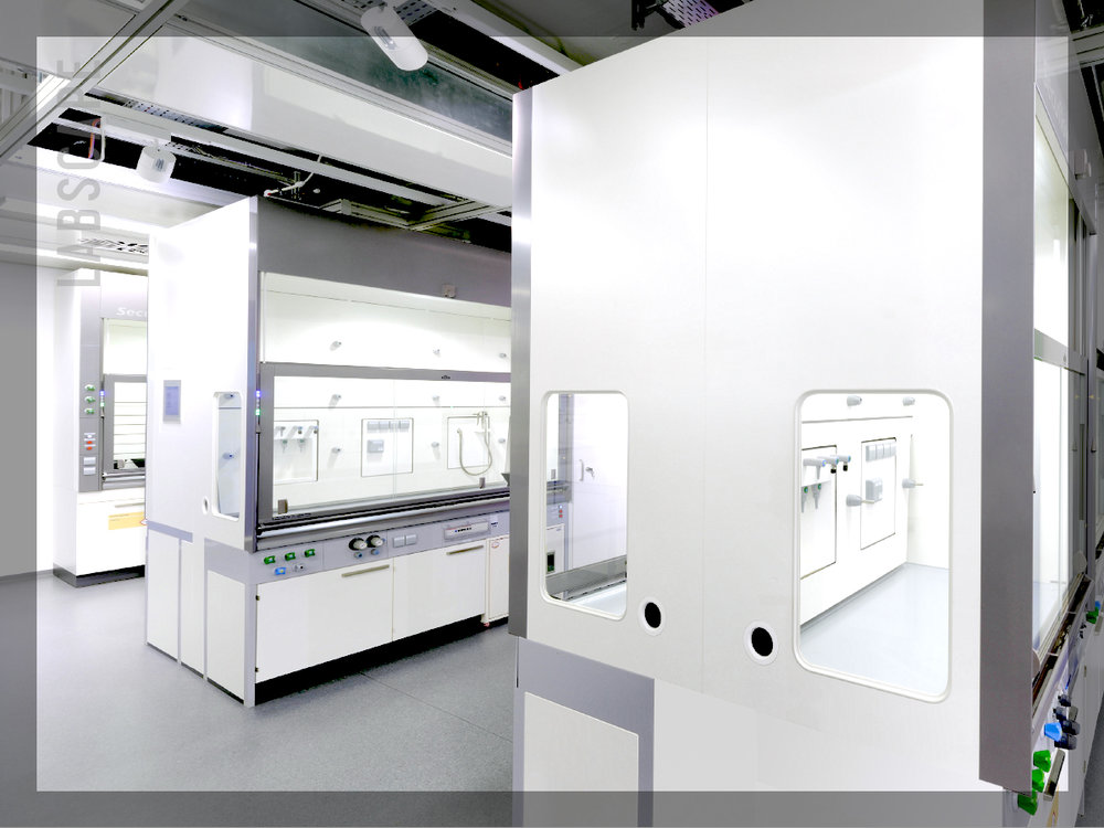 AIR FOIL FUME HOODS